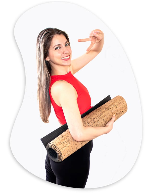 dale yoga a tu vida Sarah Banos